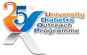UDOP 25th Logo